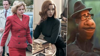 Golden Globes 2021 Winners List: Netflix's The Crown Wins Big, David Fincher's Mank Snubbed and More from the 78th Golden Globe Awards