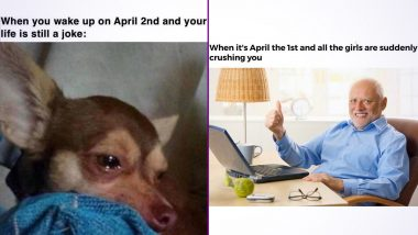 April Fools' Day 2021 Funny Memes & Jokes: Hilarious Wishes, April 1 Prank Ideas and Messages Take over Twitter