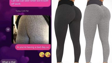 Amazon Seasum 'TikTok Viral' Legging Becomes Butt of Jokes Again, Thanks to This Tweet