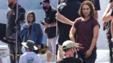 Thor - Love and Thunder: Natalie Portman's Photos and Video From the Sets Leaked (View)