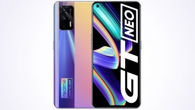 Realme GT Neo With MediaTek Dimensity 1200 SoC Launched; Check Prices, Features & Specifications