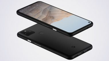 Google Pixel 5a Reportedly Spotted on the FCC Website, Check Expected Features & Specifications