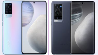 Vivo X60, Vivo X60 Pro & Vivo X60 Pro+ Launched in India; Check Prices, Features, Variants & Specifications