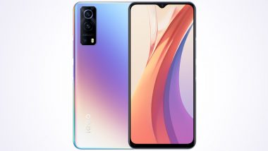 iQOO Z3 With Triple Rear Cameras & Snapdragon 768G SoC Launched; Check Prices, Features & Specifications