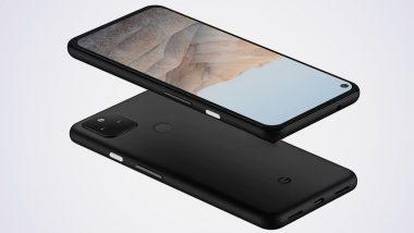 Google Pixel 5a & Google Pixel Buds 3 Launch Date Leaked Online