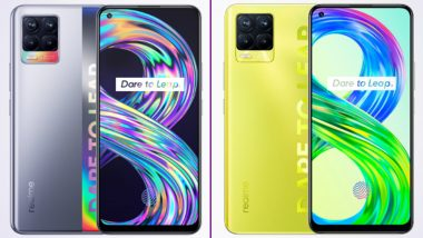 Realme 8 Series First Online Sale Today at 12 Noon via Flipkart & Realme.com, Check Offers Here