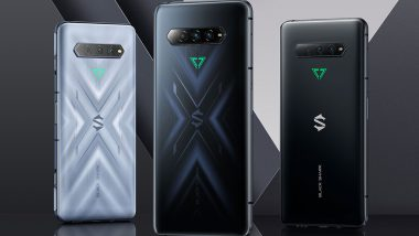 Black Shark 4 & Black Shark 4 Pro Gaming Smartphones Launched in China; Check Prices, Features & Specifications