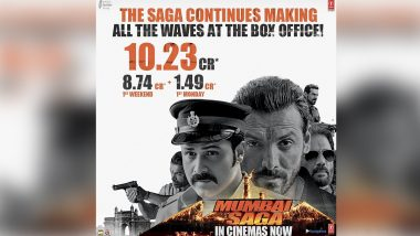 Mumbai Saga Box Office Collection Day 5: John Abraham-Emraan Hashmi Film Is Steady, Earns Rs 11.70 Crore In Total