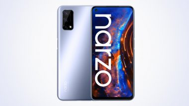 Realme Narzo 30 Pro 5G Online Sale Today in India at 12 Noon, Check Prices & Offers
