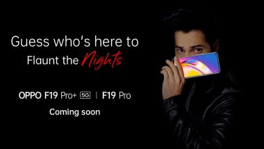Oppo F19 Pro & Oppo F19 Pro+ 5G Listed on Amazon India, To Be Launched Soon