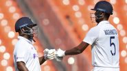 India vs England Live Streaming Online 4th Test 2021, Day 3 on Star Sports and Disney+Hotstar: Get Free Live Telecast of IND vs ENG on TV, Online and Listen to Live Radio Commentary