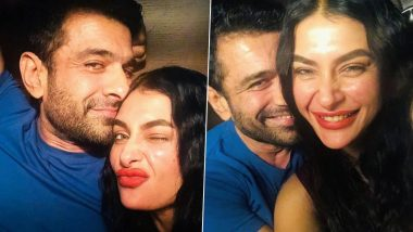Eijaz Khan Shares a Cosy Picture With Girlfriend Pavitra Punia, Says 'I Love You One Million'