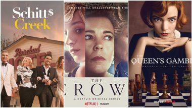 Golden Globes 2021 Winners List: The Crown, Schitt's Creek, The Queen's Gambit Round Up The Big Wins at 78th Golden Globe Awards