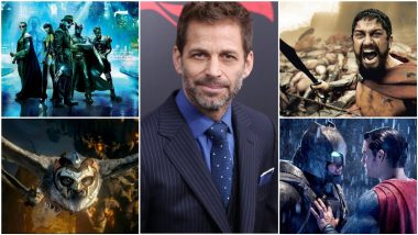 Zack Snyder Birthday Special: Ranking All 8 Films Made By the Filmmaker Based on IMDB Rating