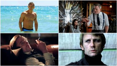 Daniel Craig Birthday Special: From Casino Royale to Knives Out, 7 Best Films of the James Bond Actor Ranked As per IMDB Rating (LatestLY Exclusive)