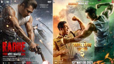 John Abraham's Satyameva Jayate 2 to Clash with Salman Khan's Radhe: Your Most Wanted Bhai on May 13