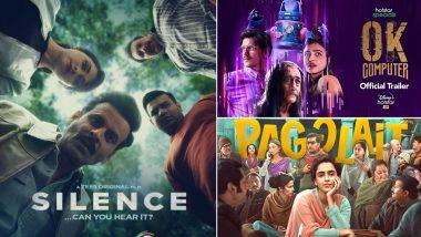 OTT Releases of the Week: Radhika Apte's OK Computer on Disney+ Hotstar, Sanya Malhotra's Pagglait on Netflix, Manoj Bajpayee's Silence – Can You Hear It on ZEE5 and More