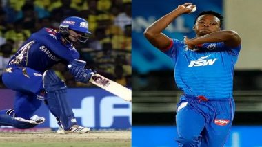 Kagiso Rabada, Quinton de Kock, Anrich Nortje, Lungi Ngidi & David Miller Will Miss Out on Opening Matches of IPL 2021, Franchises Suffer From Big Blow