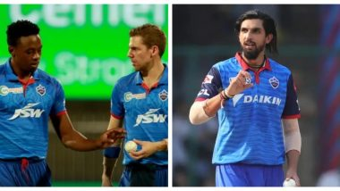 Anrich Nortje & Kagiso Rabada to Miss Out on IPL 2021 Match Against Chennai Super Kings, Check Out Five Bowlers Who Can Replace Delhi Capitals Pacers