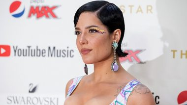 Singer Halsey Tagged 'Paedophile' by a Twitter User for Kissing Underage Fans