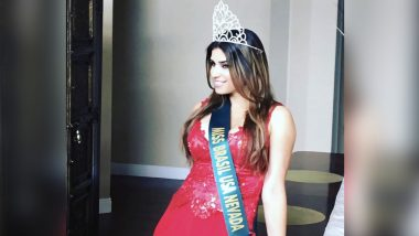 Claudia Da Silva, the Miss Brazil USA is Creating Storms as She Enters her Acting Career