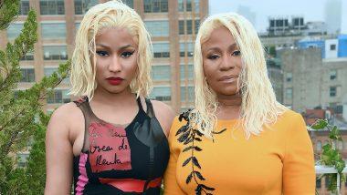 Nicki Minaj's Mother Files $150 Million Lawsuit Against Suspect of Father Robert Maraj's Hit-and-Run Death