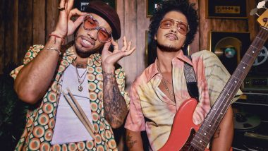 Grammy Awards 2021: Bruno Mars, Anderson Paak Set to Perform Live at the Grammys