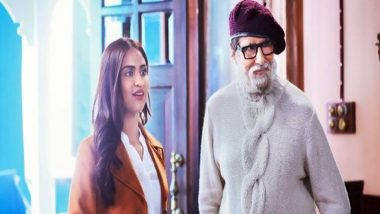 Chehre: Krystle D'Souza Recalls Meeting Amitabh Bachchan for First Time on the Set of Emraan Hashmi Starrer