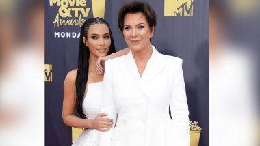 Kris Jenner Can't Stop Praising Kim Kardashian Over Her Determination for Work