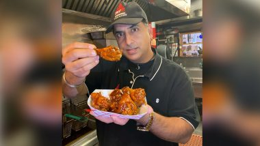 Deepak Ballaney Redefines the Art of Cooking With His Experiments With Chicken Wings and Their Sauces : Reports
