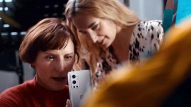 OnePlus 9 Pro Official Video Teaser Reveals Quad Rear Cameras