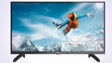 Itel G-Series Android TVs Launched in India From Rs 16,999