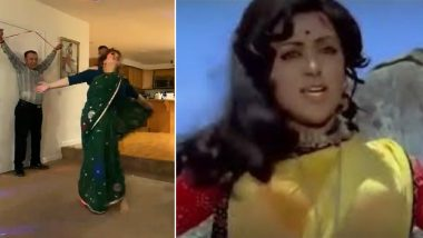 Sholay's Iranian Fans Dance To Hema Malini's Jab Tak Hai Jaan Song From The Movie And It's Superb (Watch Videos)