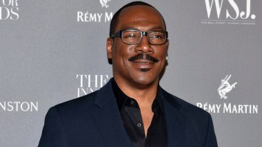 Eddie Murphy: I Am Very Grounded and Spiritual and That's Just My Connection With God
