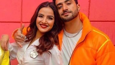 Bigg Boss 14's Jasmin Bhasin Talks About Working with Beau Aly Goni in Tony Kakkar's Song Tera Suit