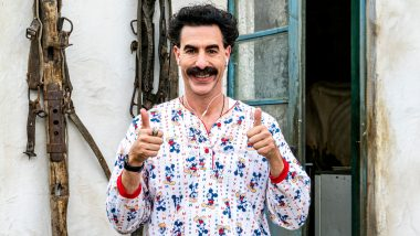 Sacha Baron Cohen Is Frustrated by the 'Misinformation' That Cost Lives in the Era of COVID-19