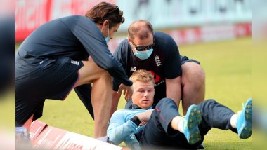 England Hopeful of Sam Billings' Participation in 1st ODI Against India After Injury