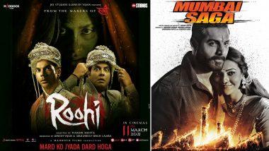 Bollywood Box-Office Report 2021: Rajkummar Rao's Roohi, John Abraham's Mumbai Saga, How Films in First Quarter Fight to Survive