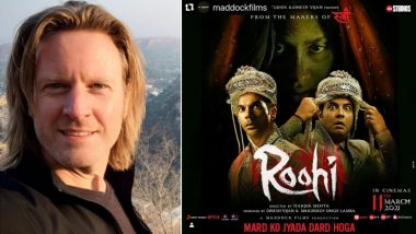 Roohi Actor Alexx O'Nell Says He Is Familiar With the Art of Making People Laugh Through Acting