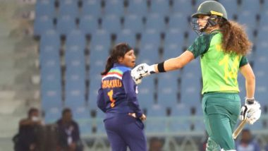South Africa Women Beat India Women by 6 Wickets in 2nd T20I, Clinch Series 2-0
