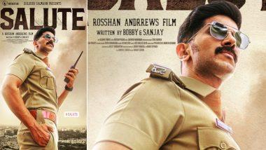 Salute: Dulquer Salmaan As Aravind Karunakaran Is A Dashing Cop (View Pic)