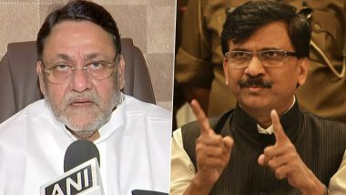 'Anil Deshmukh is Not An Accidental Home Minister', Nawab Malik Responds to Sanjay's Raut's Remark