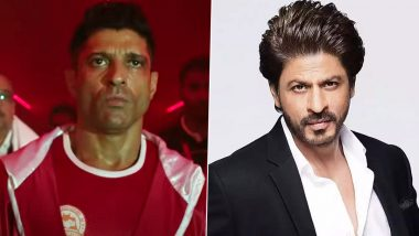 Don 3: Shah Rukh Khan's Fans Make The Movie Trend After The Actor Tweets About Farhan Akhtar's Toofan