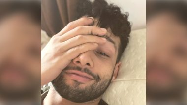 Siddhant Chaturvedi, Suffering From COVID-19, Shares a Health Update As He Posts an Adorable Selfie (View Pic)