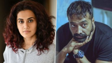 Income Tax Department Issues Official Statement in Taapsee Pannu, Anurag Kashyap's IT Raid Row