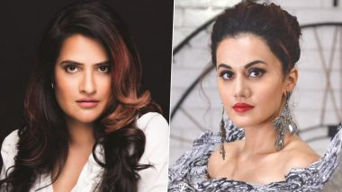Sona Mohapatra Gives an Epic Reply to a Troll Who Called Her and Taapsee Pannu 'Militant Feminists'