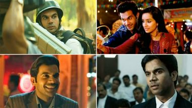 Rajkummar Rao Completes 11 Years in Bollywood, Thanks Fans for Their Love and Support (Watch Video)
