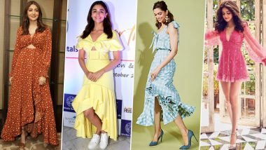 Spring 2021Fashion: Let Anushka Sharma, Alia Bhatt and Others Help You Pick the Right Colours For This New Season