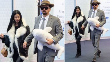 Nicolas Cage Marries Riko Shibata in an Intimate Ceremony at Las Vegas