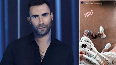 Adam Levine Gets His 27th Tattoo, Says 'Today Was Ouch but Worth It' (View Pic)